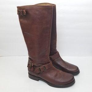 Frye Extended Calf Boots Sz 9B
